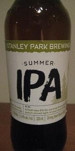 Stanley Park Summer IPA