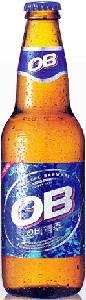 OB Lager Beer