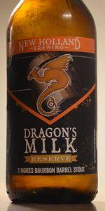 Dragon's Milk Reserve Smores Bourbon Barrel Stout
