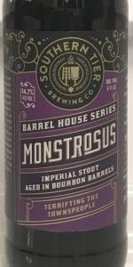 Barrel Works Series: Monstrosus