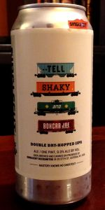 Tell Shaky And Boxcar Joe DDH IIPA