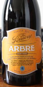 Arbre Dark Wheatwine - Light Toast