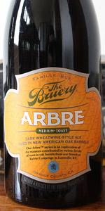 Arbre Dark Wheatwine - Medium Toast