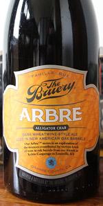 Arbre Dark Wheatwine - Alligator Char