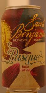 Pasque India Pale Ale