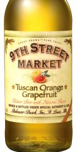 9th Street Market Tuscan Orange  & Grapefruit
