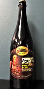 Marshal Zhukov's Imperial Stout- Bourbon Barrel Aged Penultimate Push