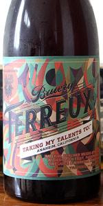 Bruery Terreux / J. Wakefield - Taking My Talents To: Anaheim, California