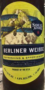Samuel Adams Berliner Weisse