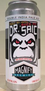 Rock Me Dr. 'Saic - Double Dry-Hopped
