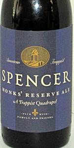 Spencer Monks' Reserve Ale