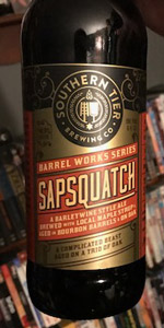 Barrel Works Series: Sapsquatch