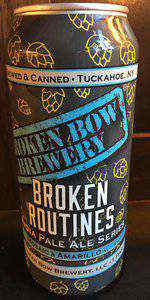 Broken Routines IPA Series: Mosaic & Amarillo