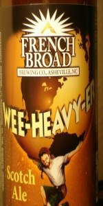Wee Heavy-er Scotch Style Ale
