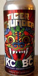 Tiger Thunder