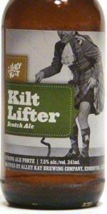 Kiltlifter Scotch Ale