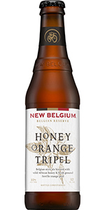 Honey Orange Tripel
