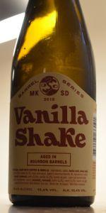 Beer Geek Vanilla Shake Barrel Aged Bourbon