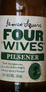 James Squire Original Pilsener