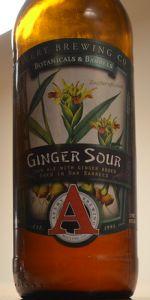 Ginger Sour