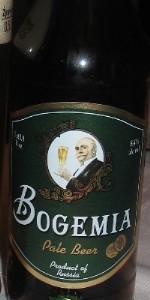 Bogemia Pale Beer
