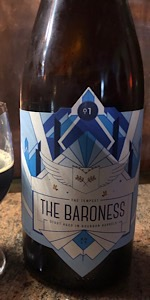 The Tempest Series: The Baroness