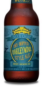 Beer Camp Across The World: Dry-Hopped Barleywine-Style Ale