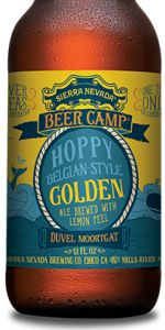 Beer Camp Across The World: Hoppy Belgian-Style Golden Ale
