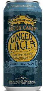 Beer Camp Across The World: Ginger Lager
