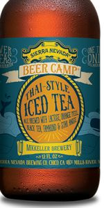 Beer Camp Across The World: Thai-Style Iced Tea Ale