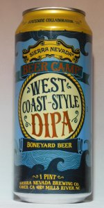 Beer Camp Across The World: West Coast-Style DIPA