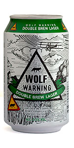 Wolf Warning Double Brew Lager | Kopparbergs Bryggeri AB
