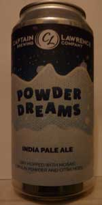 Powder Dreams - Double Dry Hopped (Citra & Mosaic Lupulin Powder)