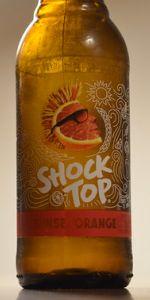 Shock Top Sunset Orange