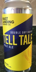 Double Dry Hopped Tell Tale Pale Ale