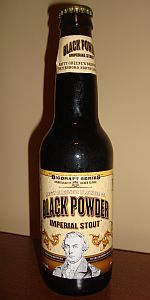 Black Powder Imperial Stout