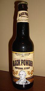 Black Powder Imperial Stout