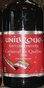 Édition Limitée Carnaval De Québec 2006