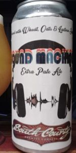 Sound Machine Extra Pale Ale