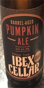 Ibex Series: Barrel Aged Pumpkin Ale