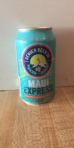 Maui Express Coconut IPA