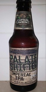 Palate Shifter Imperial IPA