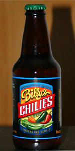 Billy's Chilies Beer (Timberline Series)