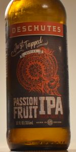 Just Tapped - Passion Fruit IPA