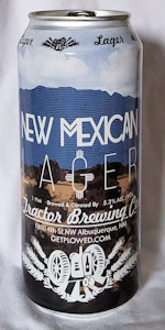 New Mexican Lager