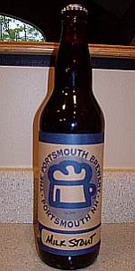 Portsmouth Milk Stout