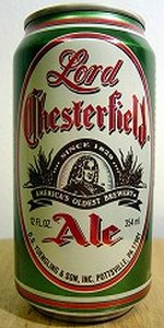 Lord Chesterfield Ale