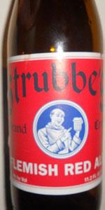 Flemish Red Ale Grand Cru