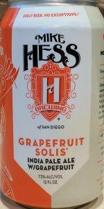 Grapefruit Solis