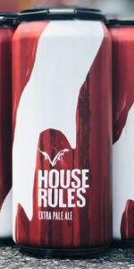 House Rules Extra Pale Ale